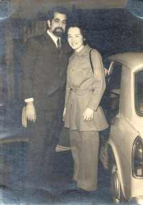 farokh mama and wife